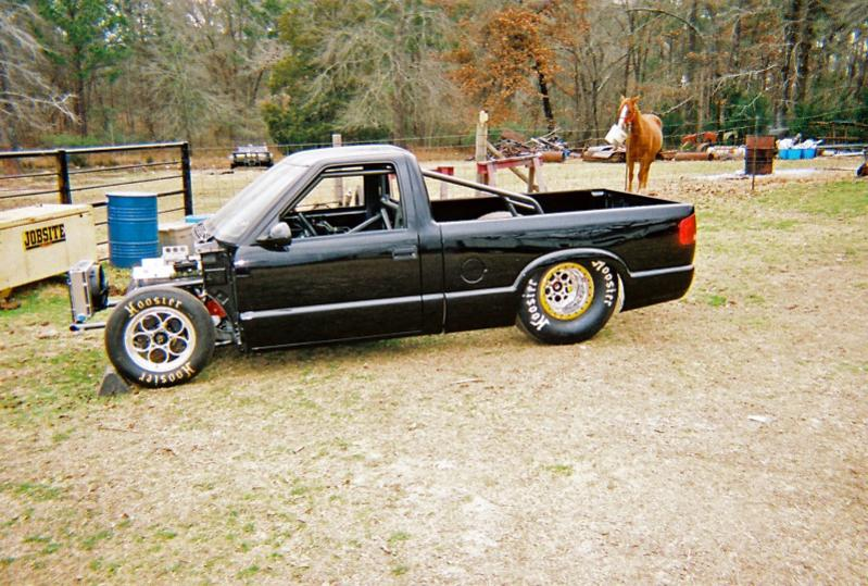 71 Chevy Truck >> 00' Tube Chassis Drag Truck - S-10 Forum