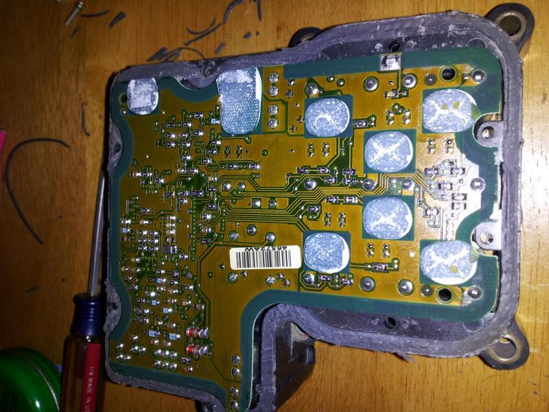 Abs Code 265 Electronic Brake Control Module Motor Relay