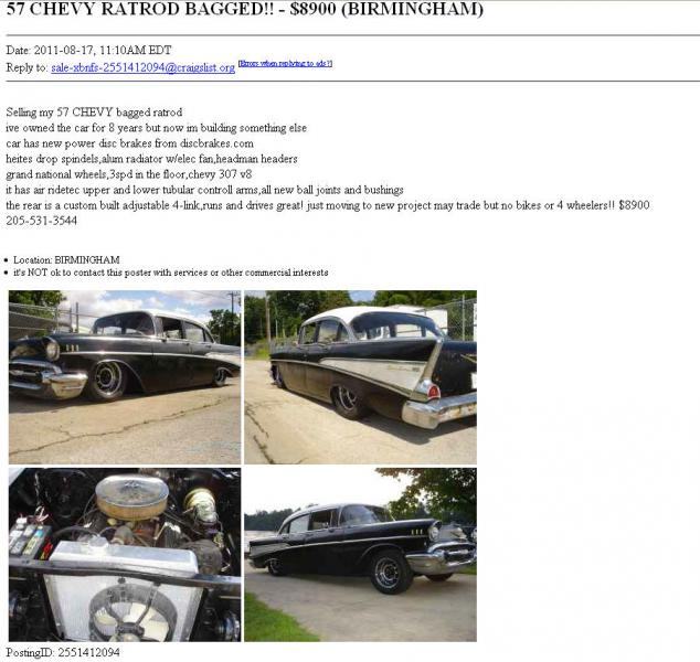 Most Ridiculous Finds On Craigslist