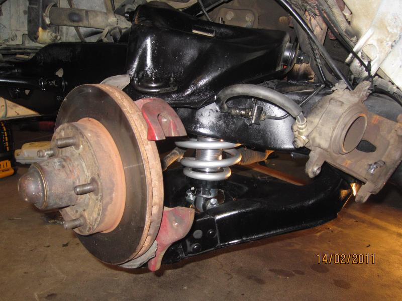 Q #2 Which QA1 Coilovers should I use? | S-10 Forum