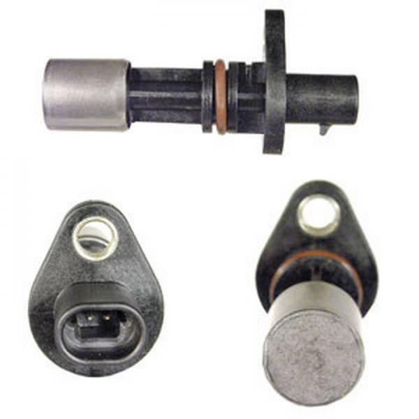 Location Of Crankshaft Positioning Sensor And Camshaft