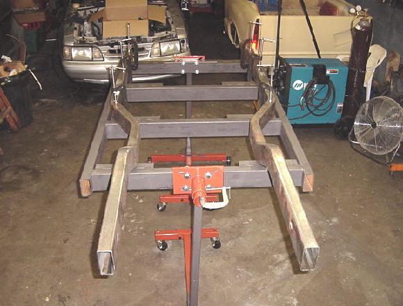 Just got my Mandrel-Bent frame rails-let the games begin! - S-10 Forum