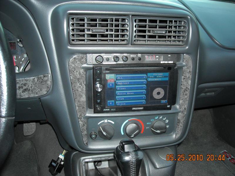 D Double Din Radio In S Dscn