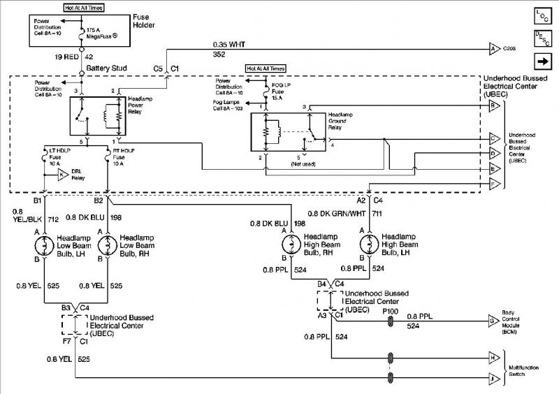diagram of wiring at light switch 98 s-10 | s-10 forum  s10 forum