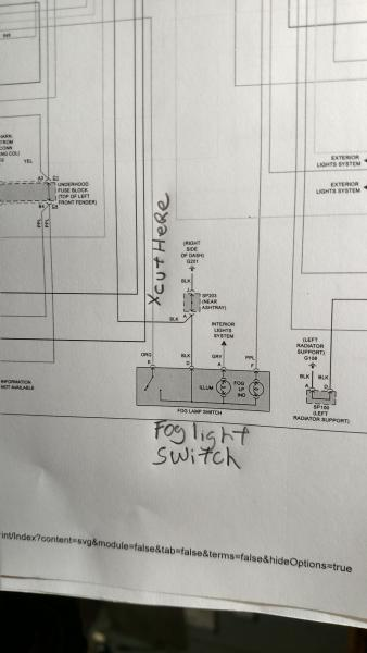 Factory Fog Light Switch S 10 Forum