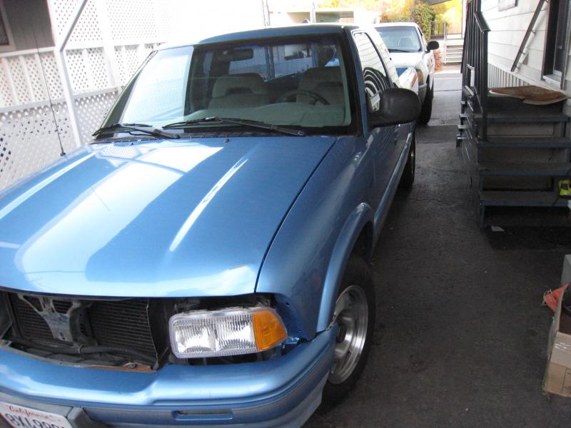 S10 - Fender Removal | S-10 Forum