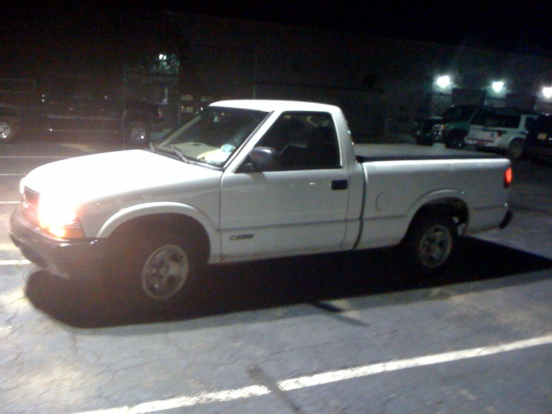 02 s10 2WD, Want more off road ability!! | S-10 Forum