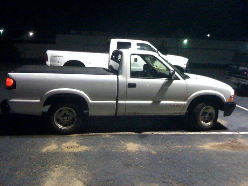 02 s10 2WD, Want more off road ability!!   S-10 Forum