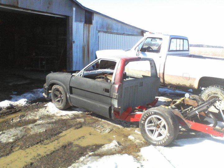 Drift Truck S 10 Forum