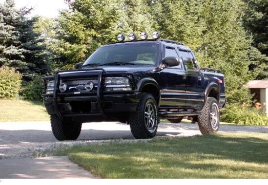Lifted Crew Cabs S 10 Forum