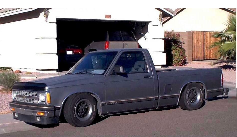 92 S10 Tahoe pickup | S-10 Forum