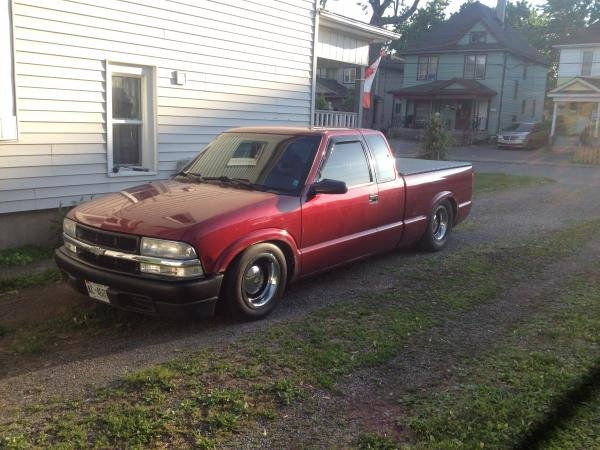 Showcase cover image for Connor94's 1994 Chey S10
