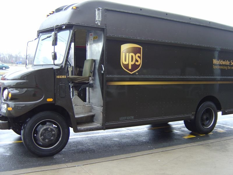 Shorty headers from a 4 3 UPS truck? | S-10 Forum