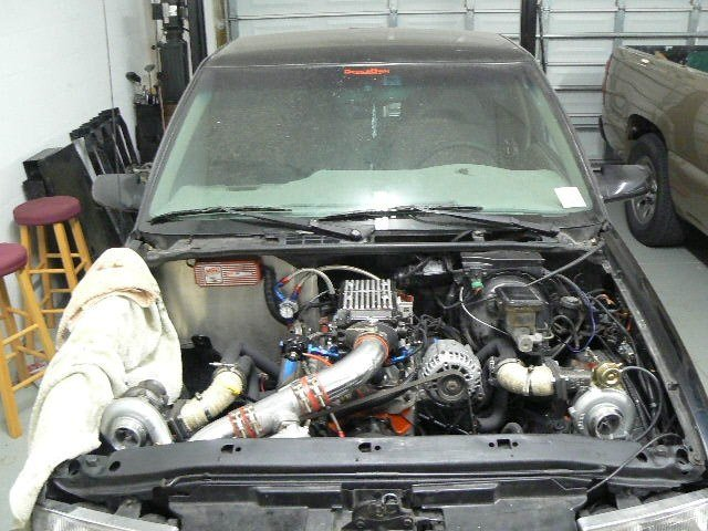 Chevy S10 43 Supercharger Kit ✓ All About Chevrolet