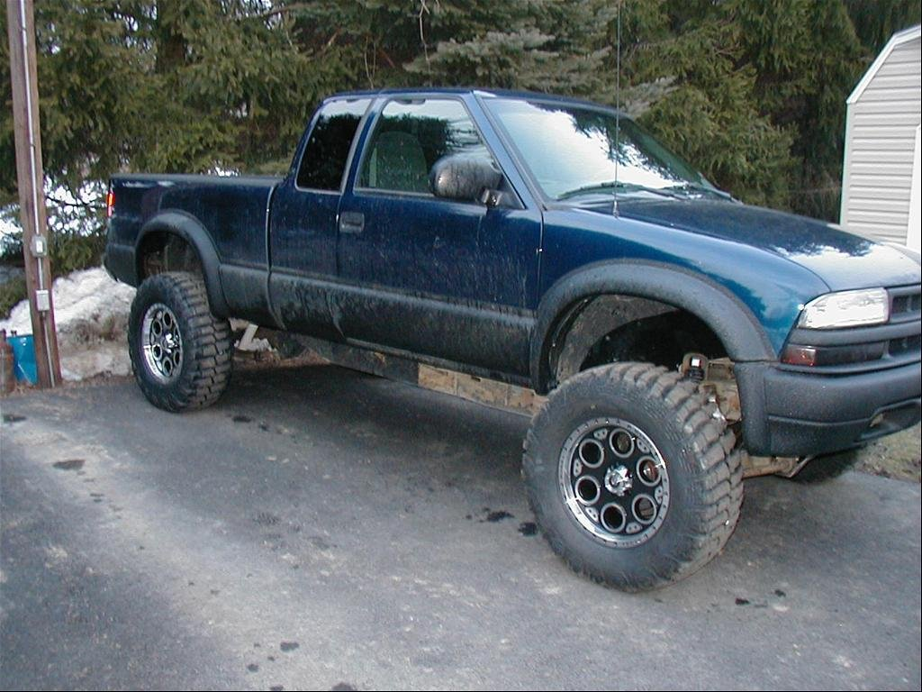 Can u help me plz    New truck  | S-10 Forum