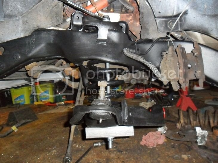 Front suspension rebuild project how to--lots of pics | S-10