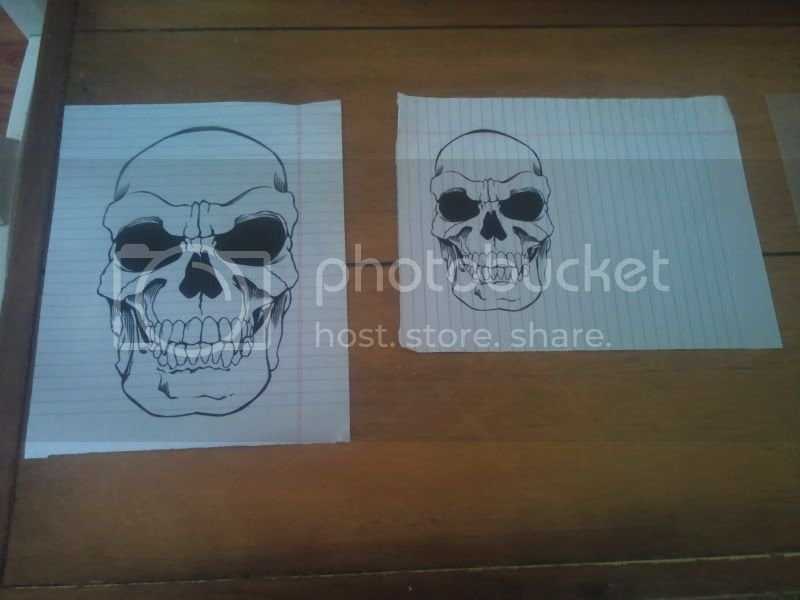 Make your own Airbrush Stencils | S-10 Forum