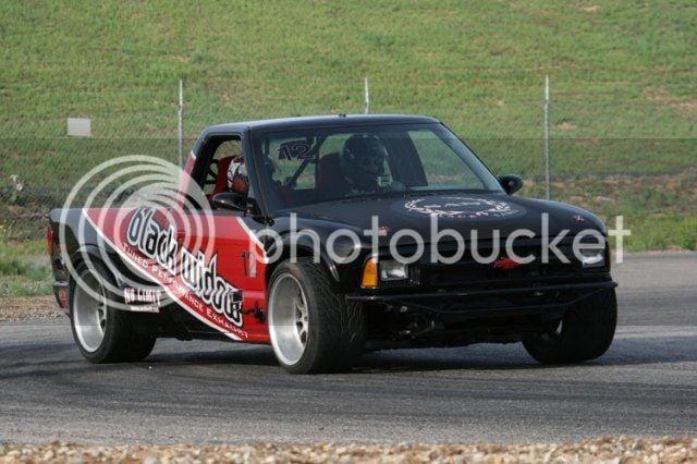 S10 Drift truck! | S-10 Forum