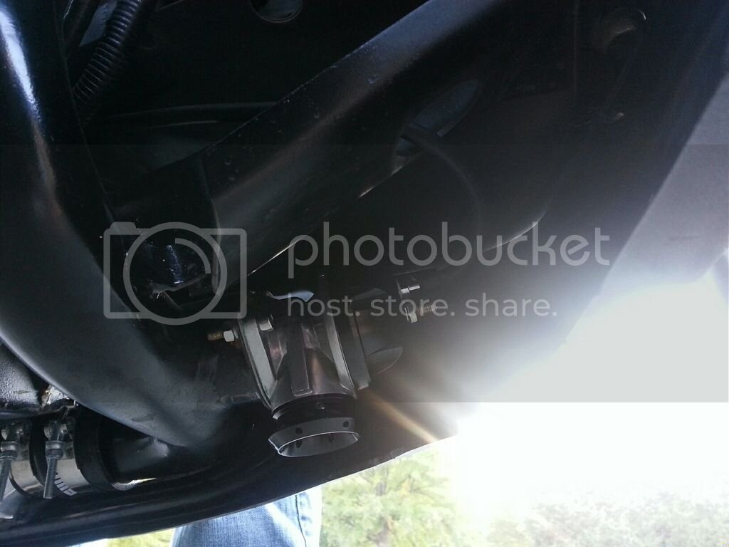 5 3 rear mount Cold pipe Routing?   S-10 Forum