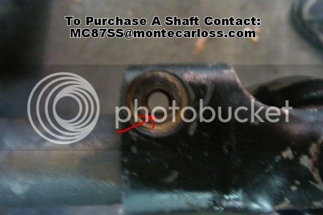Jeep Steering Shaft | S-10 Forum