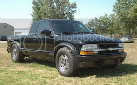 ZR2 Flares on a lowered S-10? | S-10 Forum