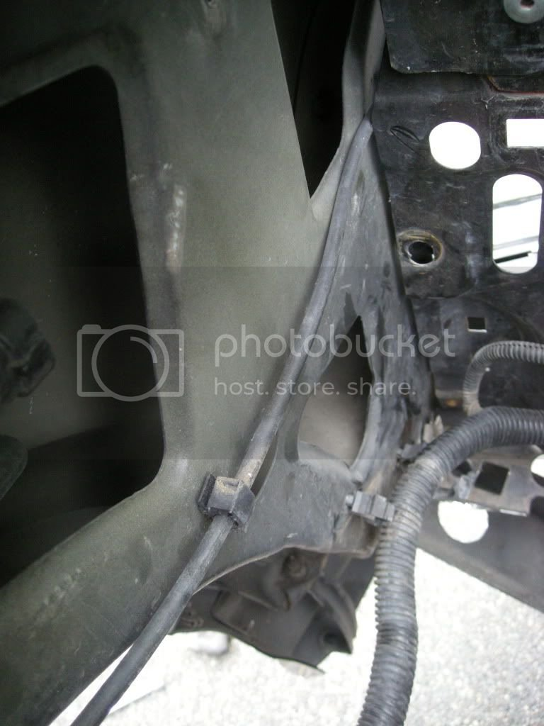 HOW TO: Remove Front Quarter Panels 98+   S-10 Forum