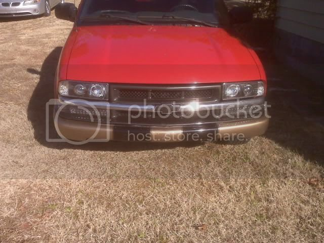 99 S10 to Sonoma front end? | S-10 Forum
