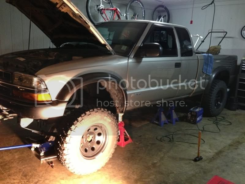 Chevy Solid Axle Swap Parts List