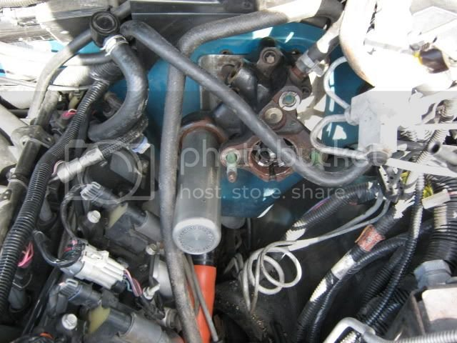 How to: Fullsize hydroboost install on a 2nd gen | S-10 Forum