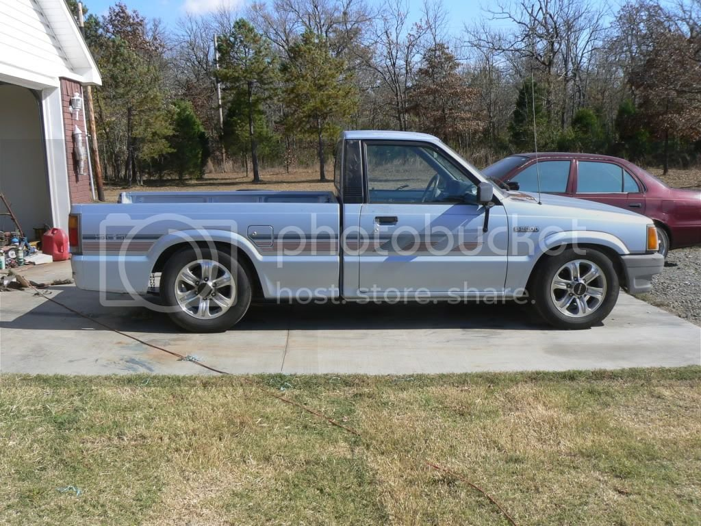Swapping a vortec 4 3 into my 89 Mazda B2200   S-10 Forum