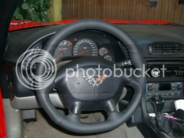 C6 corvette steering wheel swap with airbag | S-10 Forum