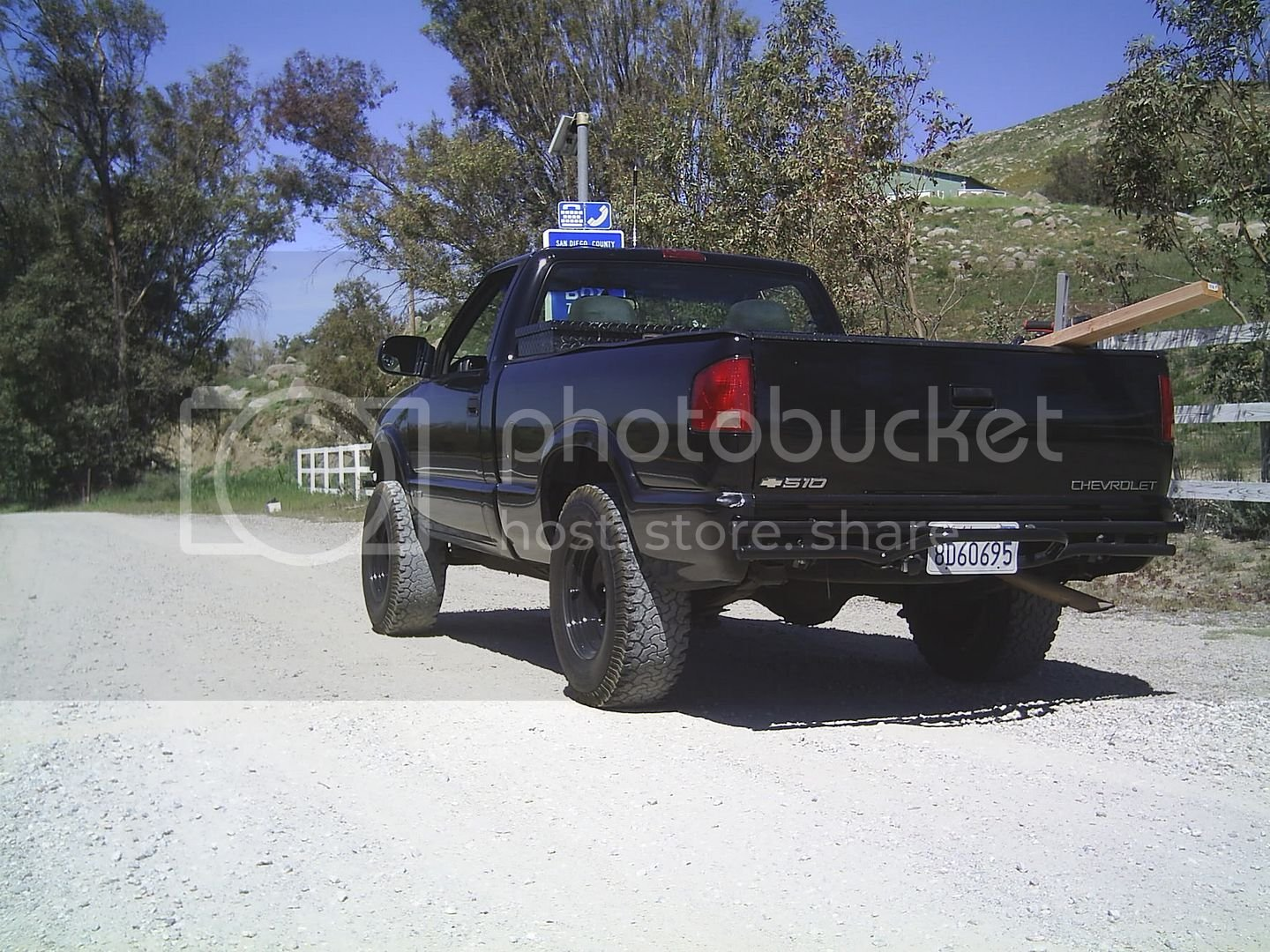 Lifted 2wd pics, post them! | S-10 Forum