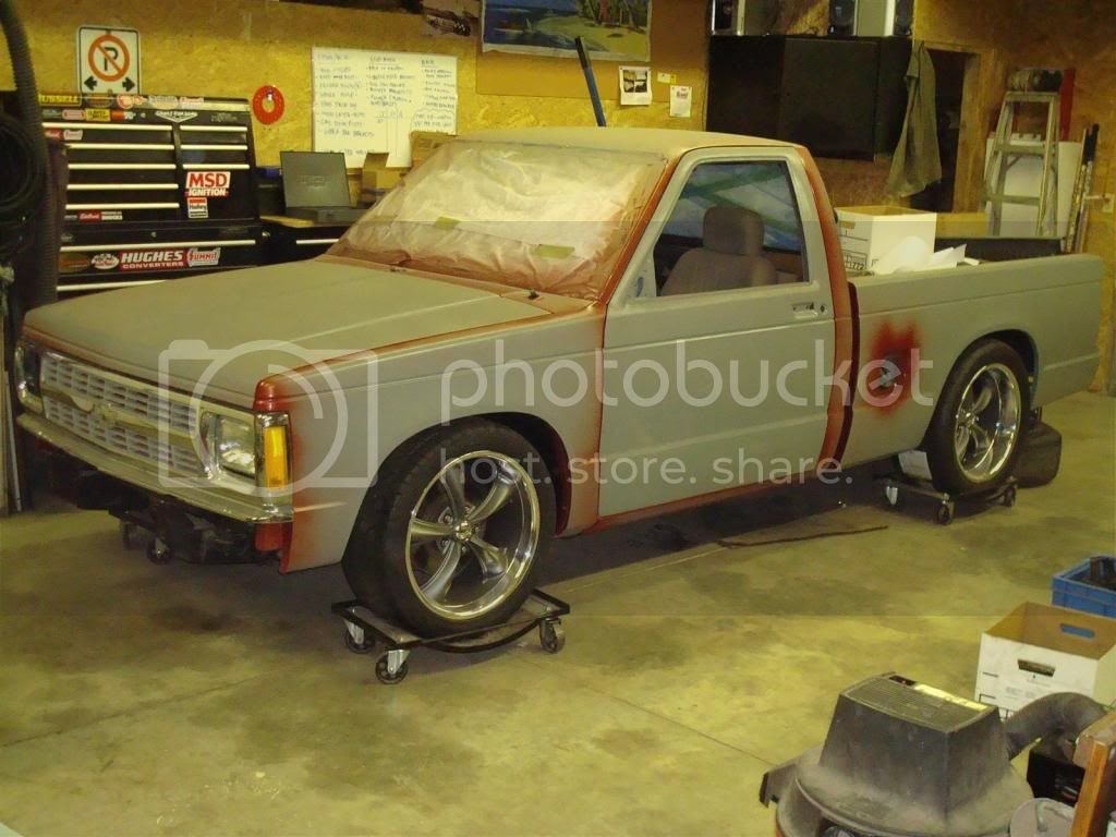 Project: 1986 V8 S10   Page 3   S-10 Forum