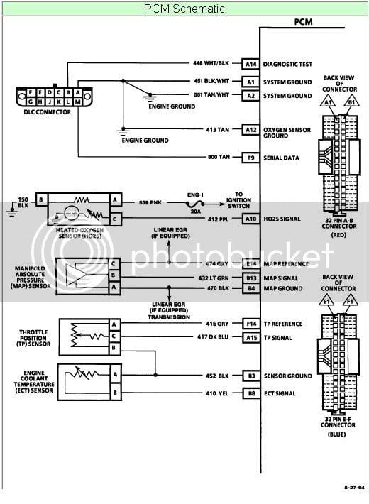 Tbi Pcm Wiring Diagrams