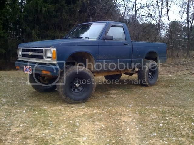 91-s10 and 90 GMC | S-10 Forum