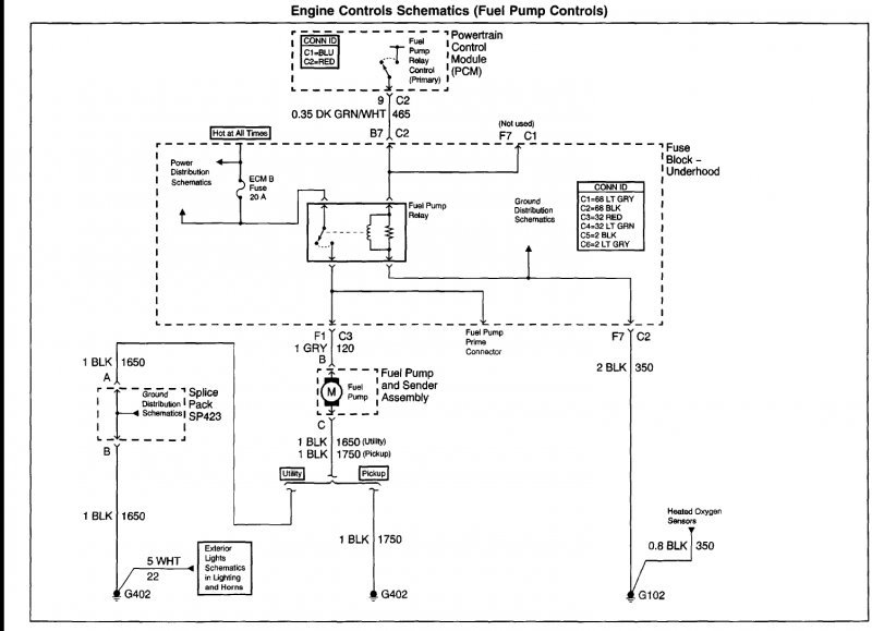 Gmc Jimmy 1998 Fuel Wiring Diagram Diagram Base Website Wiring