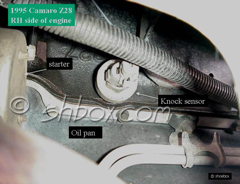 knock sensor swap | S-10 Forum on silverado throttle body diagram, silverado starter wire diagram, silverado abs module diagram, silverado front differential diagram,