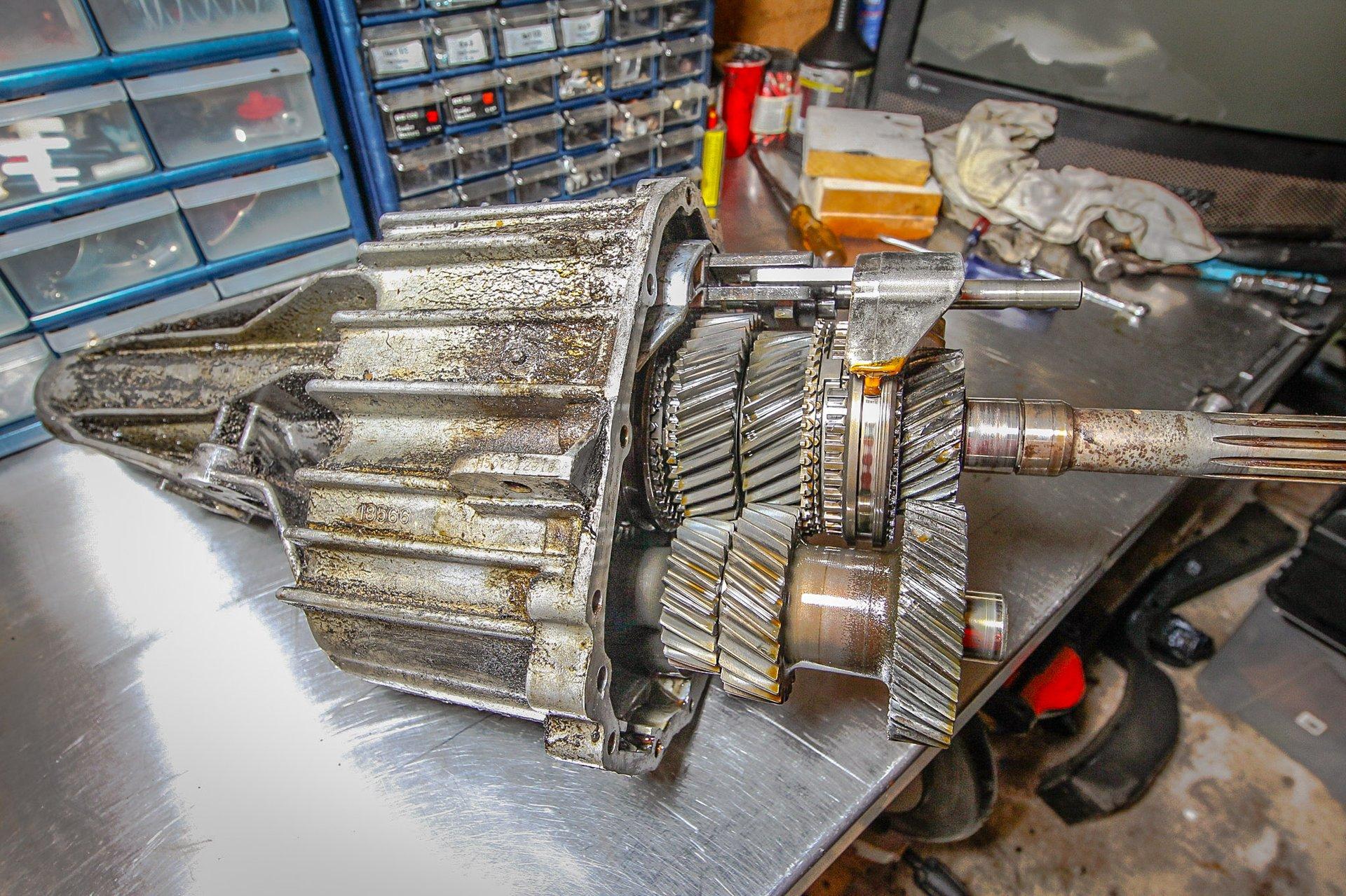 1995 NV3500 M50 Rebuild Thread (pics) | S-10 Forum