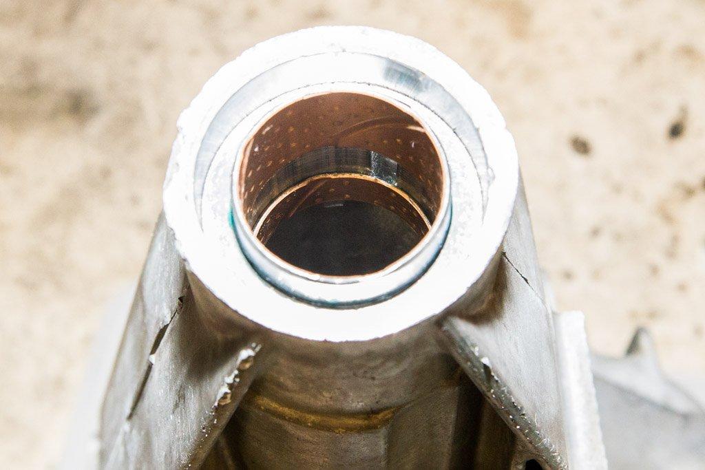 4l60e Rear Case Bushing Install