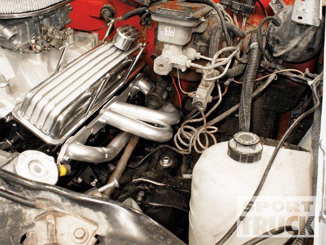 99 S10 V8 Swap