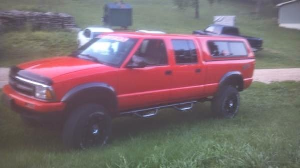 zr2 crew cab or crew cab with 6 foot bed | S-10 Forum