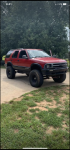 1995 blazer daily driver project