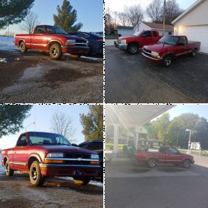 02 chevy s10 (Project old red)